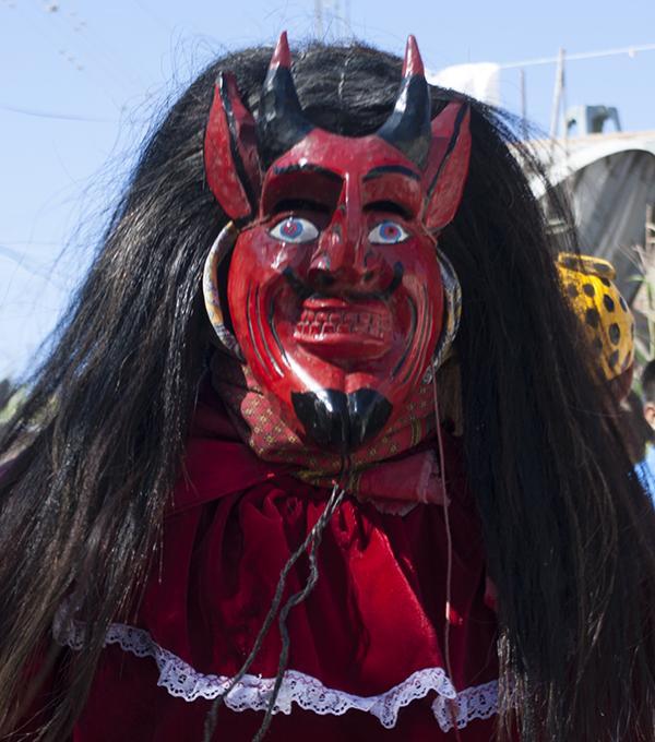 El Diablo Rojo