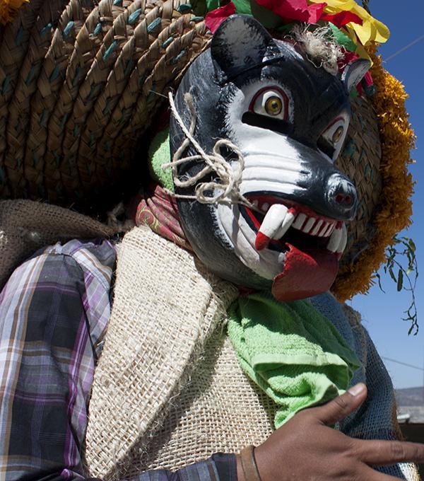 La Perra Maravilla - Danza de los tlacololeros